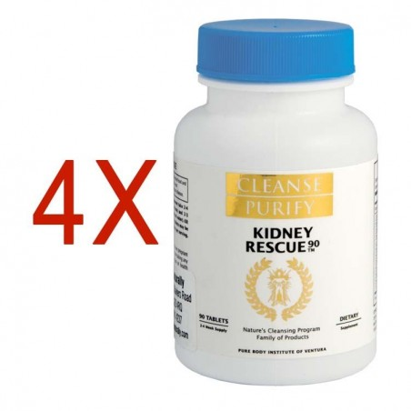 Kidney Rescue™ - Buy 3 get 1 FREE