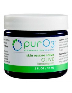 PurO3 Ozonated Organic Olive Oil Lemongrass