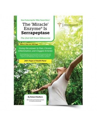 The Miracle Enzyme Book 3rd Edition
