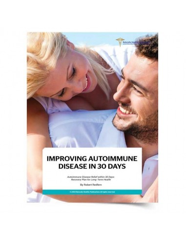 Health Book - Improving Autoimmune Disease in 30 Days