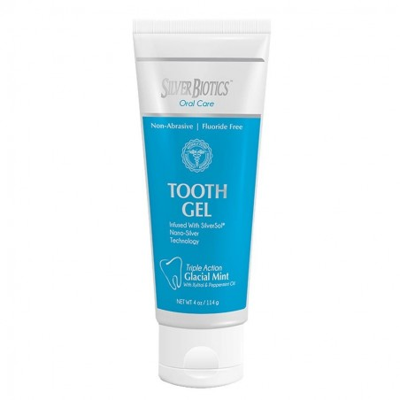 SilverBiotics® Tooth Gel