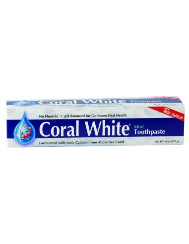 Coral White® Toothpaste Mint