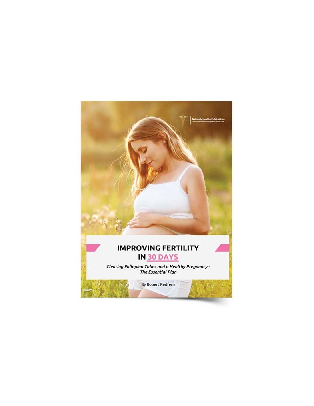 Health Book - Helping Fertility, By The Book