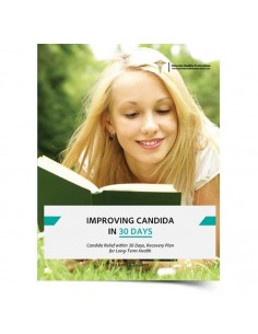Health Book - Improving Candida in 30 Days