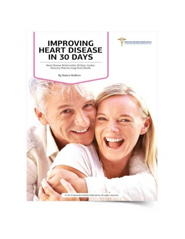 Health Book - Improving Heart Disease in 30 Days